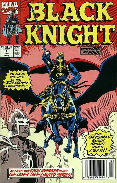 Black Knight (2nd series) 1