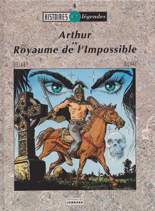Arthur in the Legendary Kingdom cover